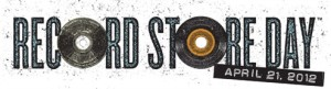 Record Store Day - April 21st